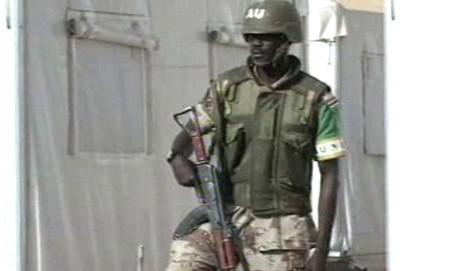 Člen mise RB OSN v súdánském Dárfúru