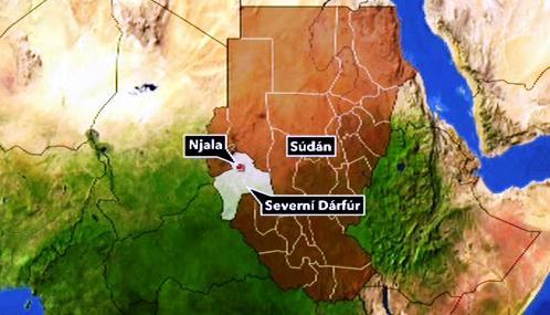 Severní Dárfúr