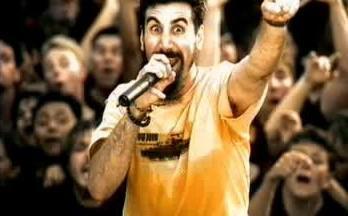 Tankian ještě jako lídr System of a Down
