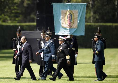 Španělsko vrátilo Mexiku dvě vlajky z dob boje za nezávislost