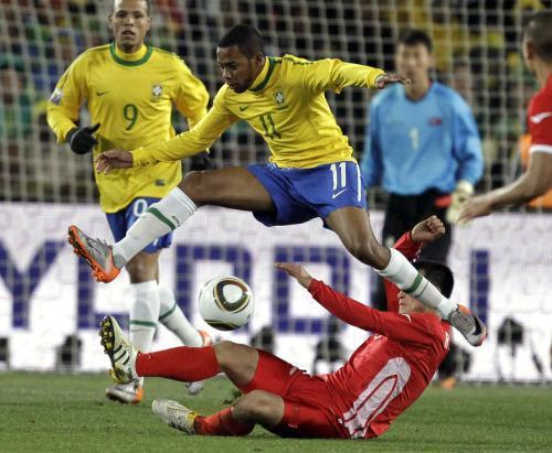 Brazílie - KLDR