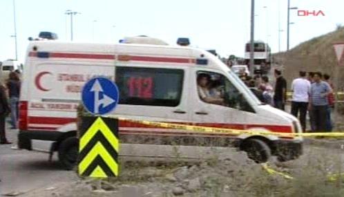 Turečtí záchranáři
