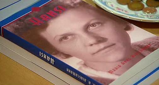 Kniha vzpomínek Hansi Hirschmanové