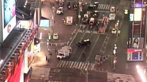 Pokus o atentát v New Yorku