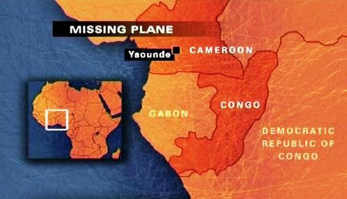 V Africe spadlo malé letadlo s 11 cestujícími