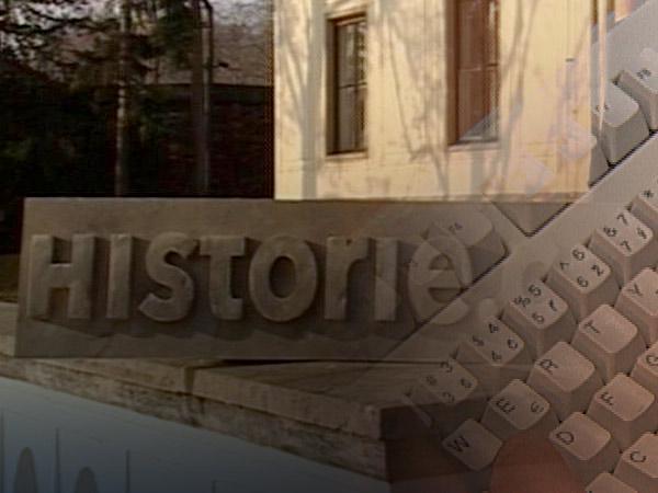 Historie.cs - perexová ilustrace