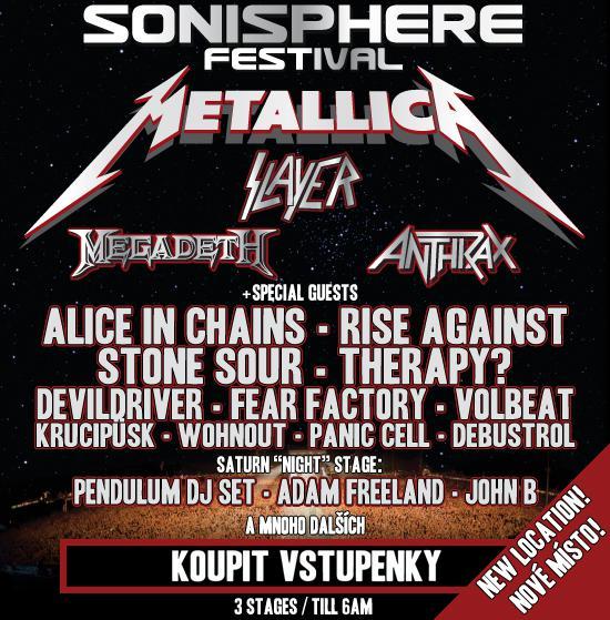 Sonisphere 201