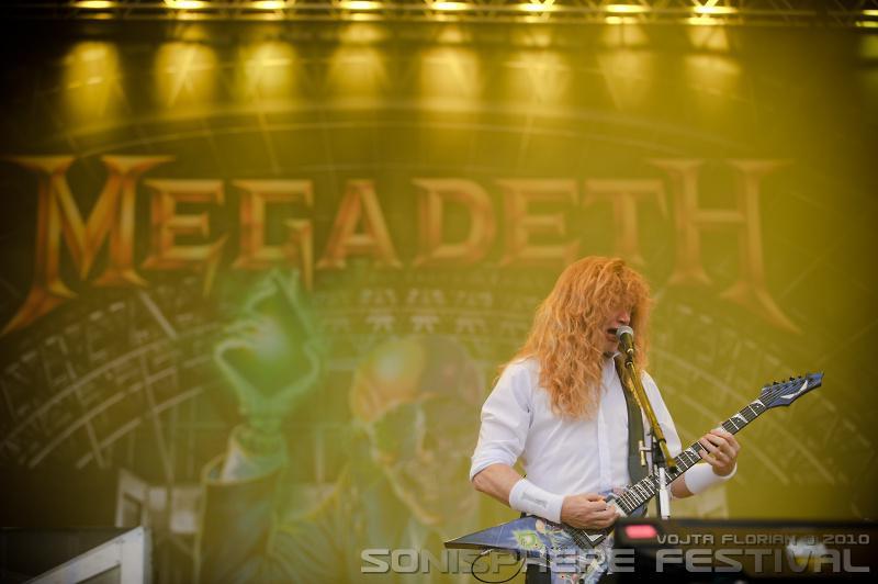 Kalifornští Megadeth