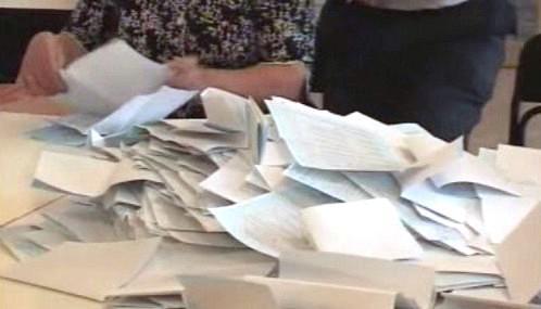 Sčítání volebních hlasů