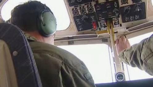 Piloti vojenské záchranky