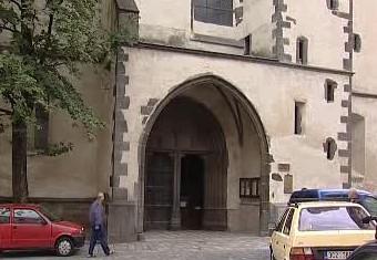 Kostel sv. Jakuba v Prachaticích