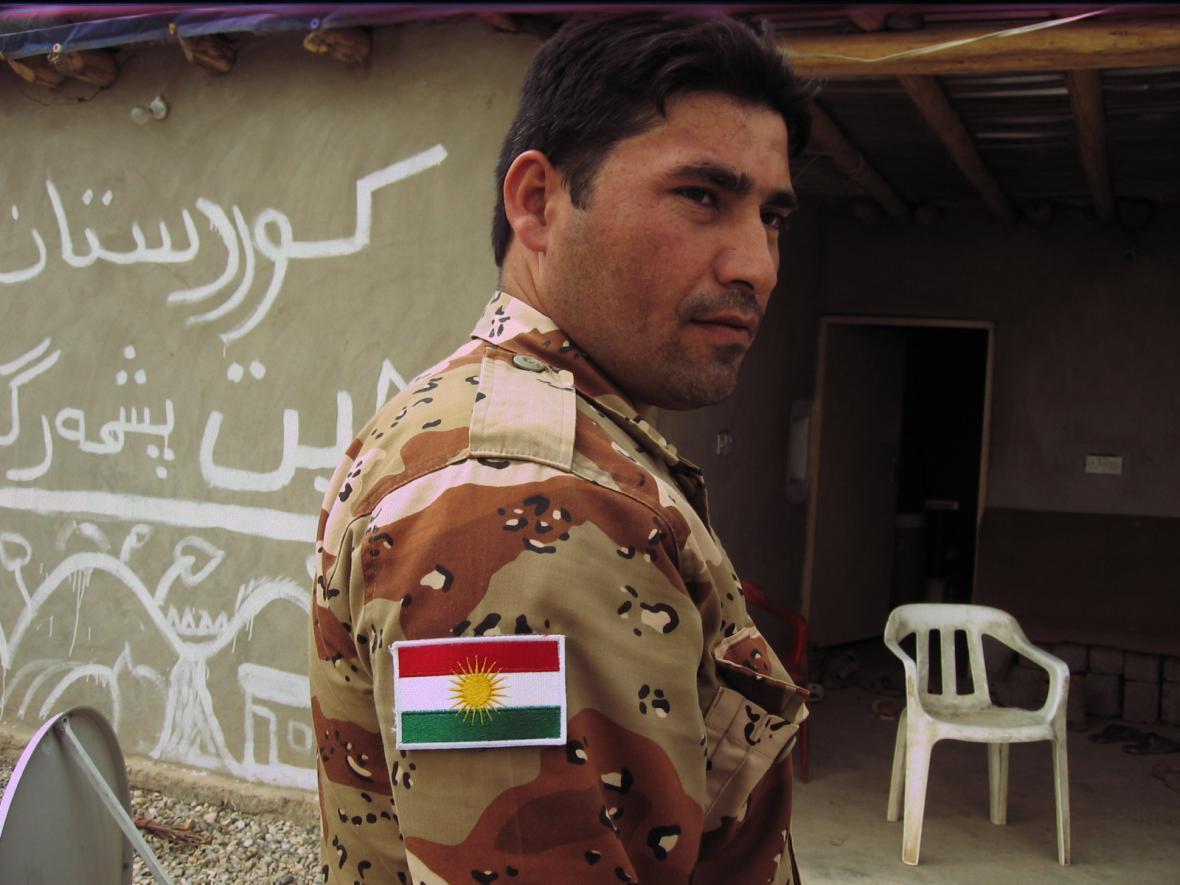 Kurdský pešmerga