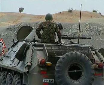 Turecký voják