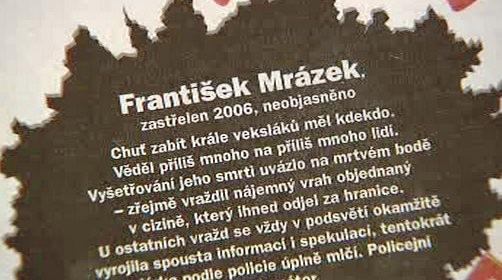 Kauza František Mrázek