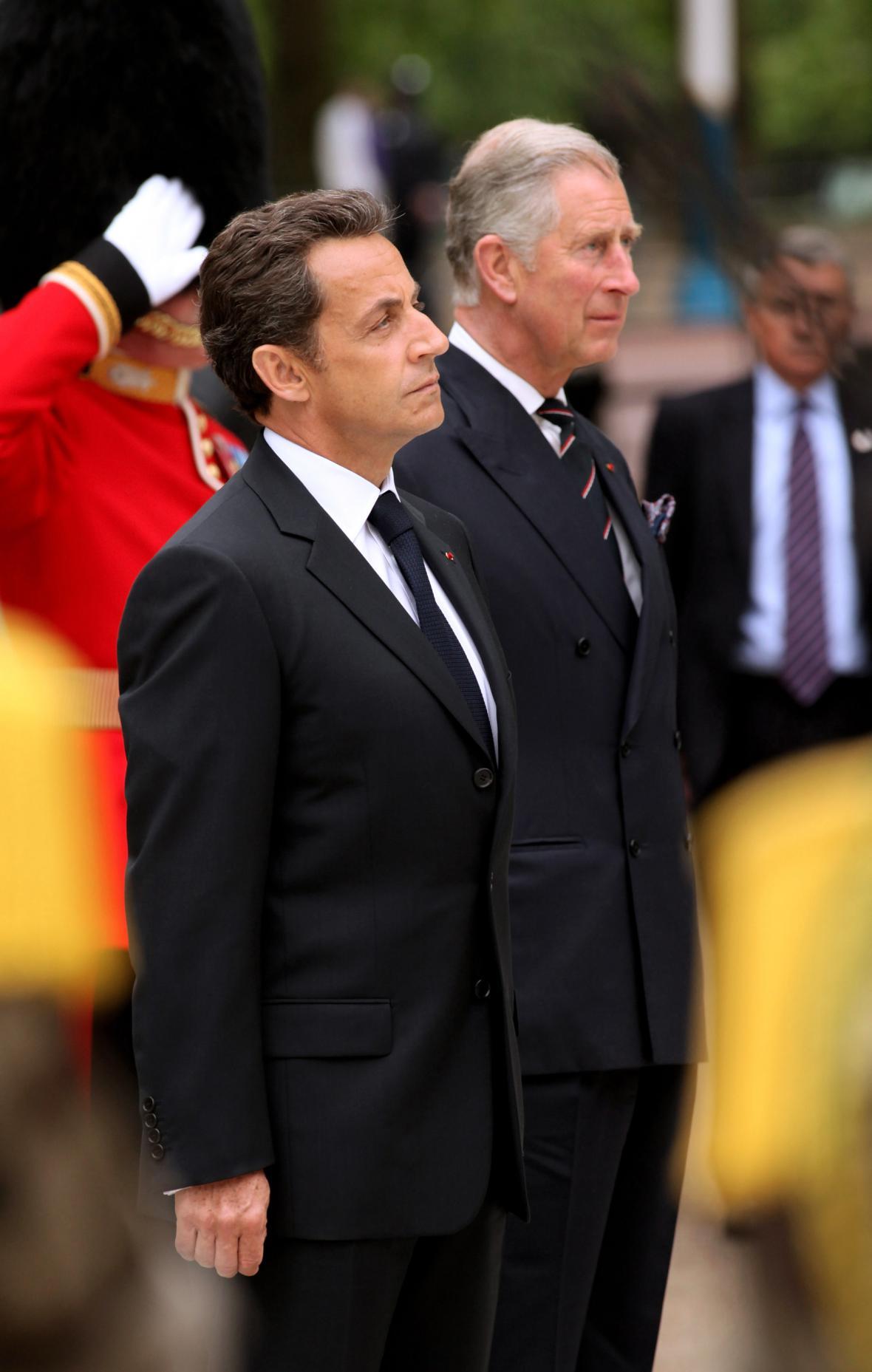 Slavnostní ceremoniál k 70. výročí projevu Charlese de Gaulla