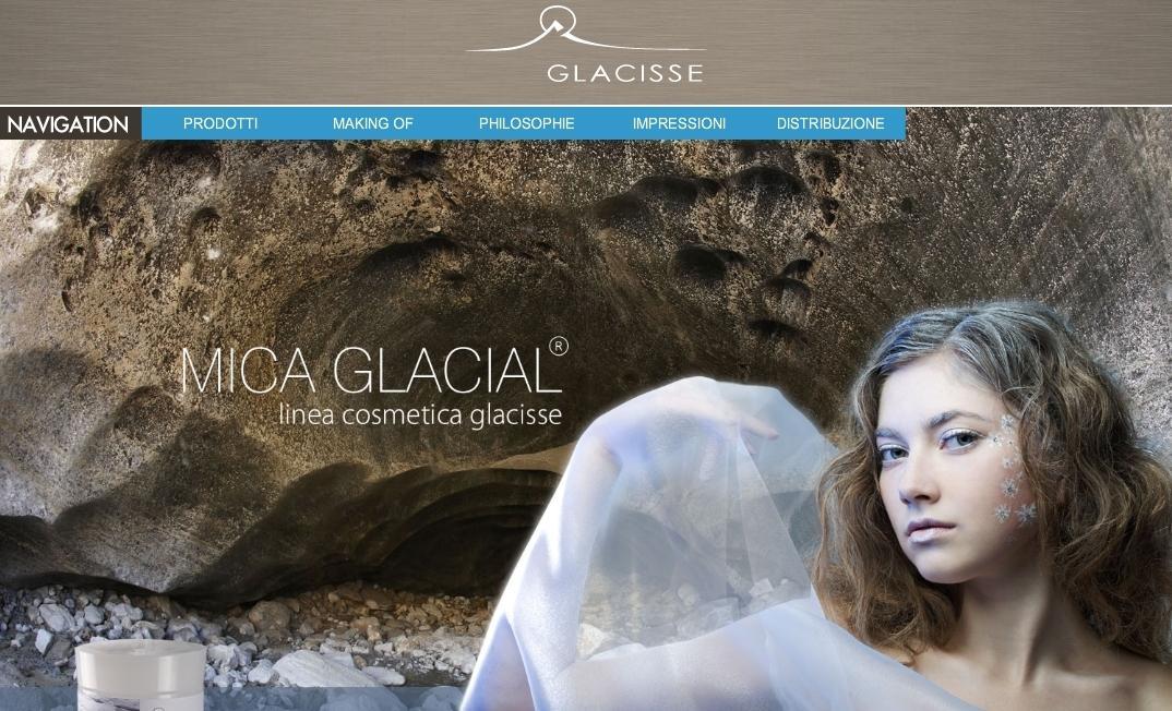 Kosmetická řada Glacisse