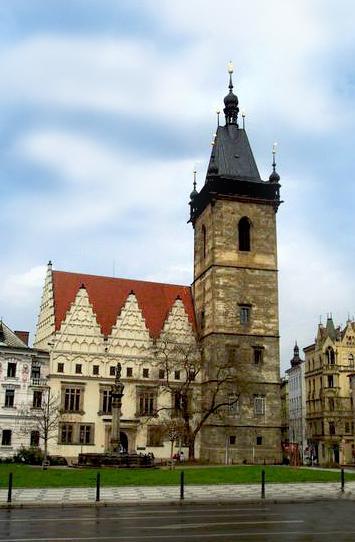 Novoměstská radnice