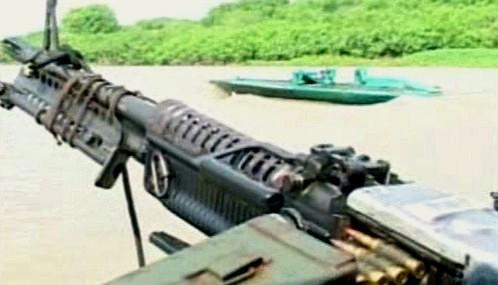 Zadržená ponorka pašeráků drog