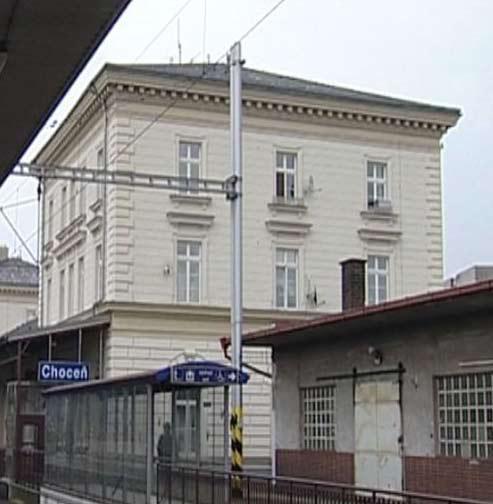 Stanice Choceň