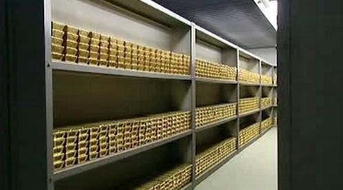 Zlato v ČNB