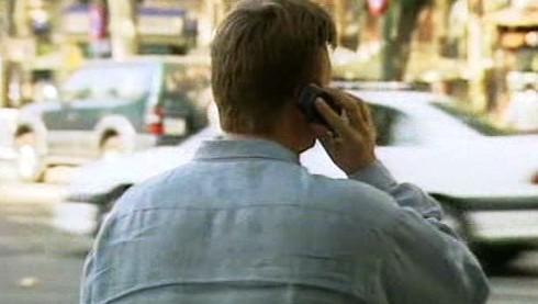 Volání mobilem