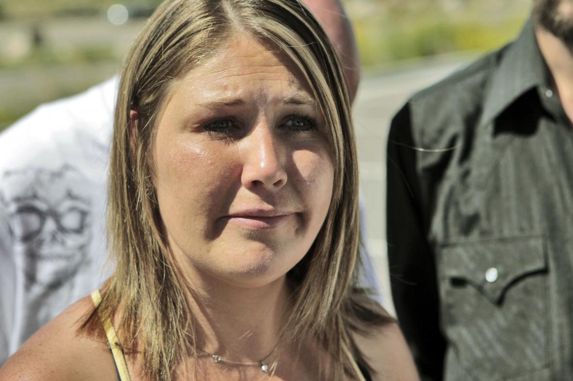 Dcera odsouzeného Ronnieho Gardnera