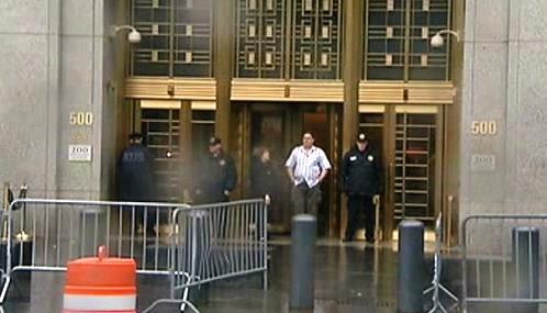 Budova soudu v New Yorku