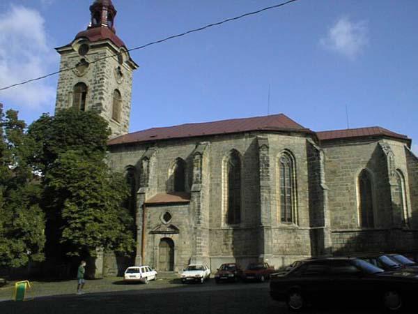 Kostel sv. Ignáce  z Loyoly v Jičíně
