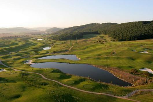 Golf v Česku