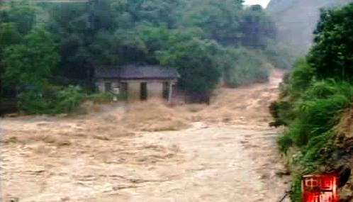 Záplavy v jižní Číně