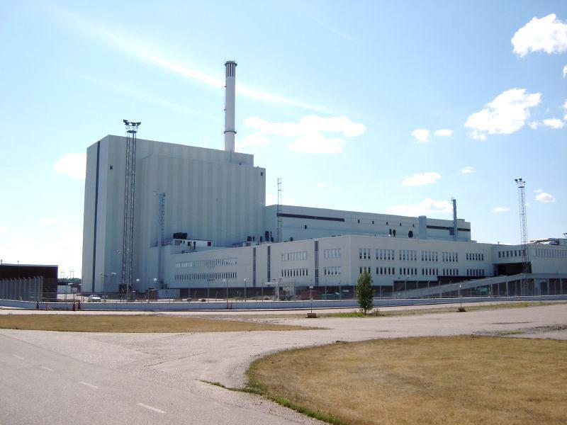 Jaderná elektrárna Forsmark