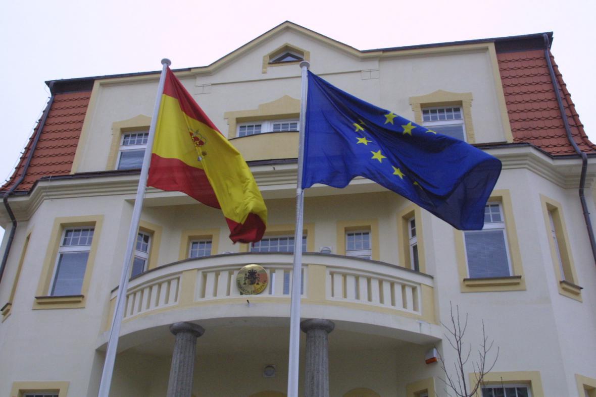 Španělsko a EU
