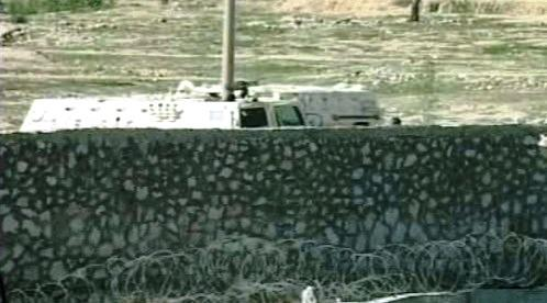 Hranice pásma Gazy s Egyptem