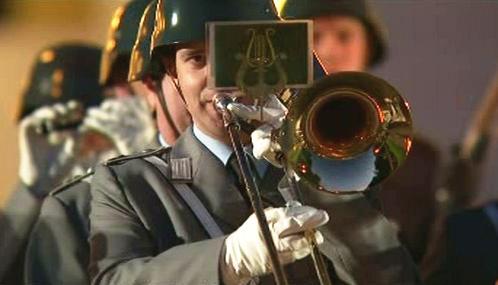 Vojenská hudba bundeswehru