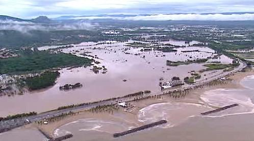 Následky povodně ve Francii