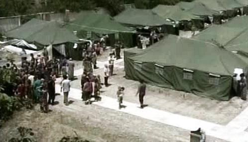 Uprchlíci z Kyrgyzstánu