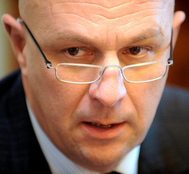 Ministr Tomáš Julínek