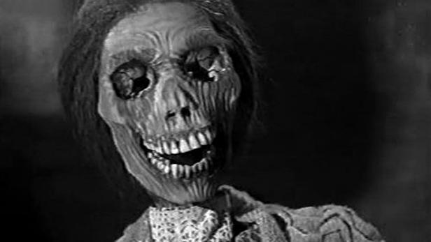 Z filmu Alfréda Hitchcocka Psycho