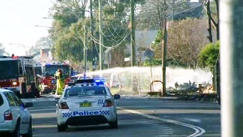 Australští záchranáři