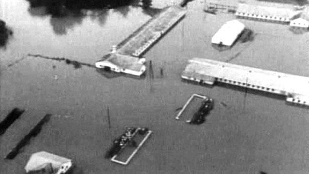 Povodeň na Slovensku 15. června 1965