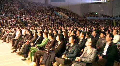Publikum Čou Li-pa