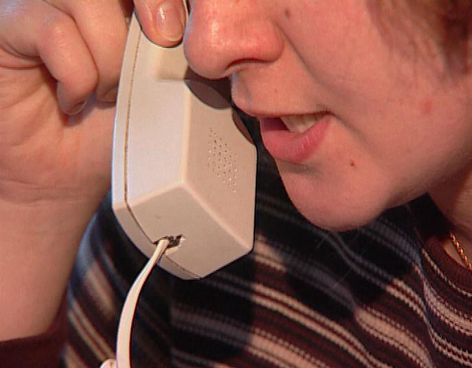 Telefonní hovor