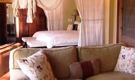 Krugerův národní park: Luxusní chata