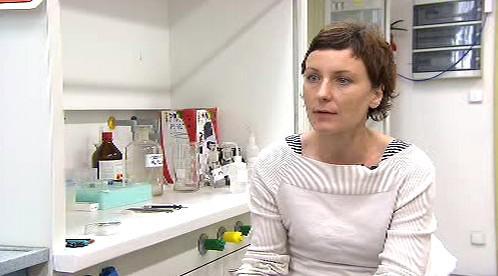 Badatelka Jana Roithová