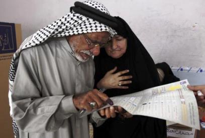 Volby v Iráku
