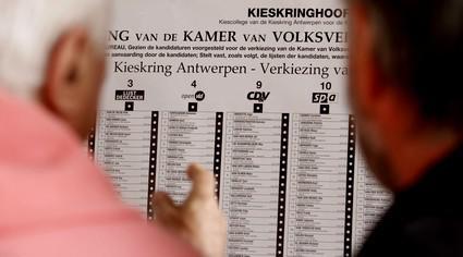 Belgické volby