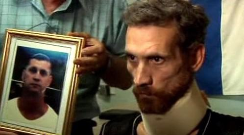 Kubánský disident Ariel Sigler