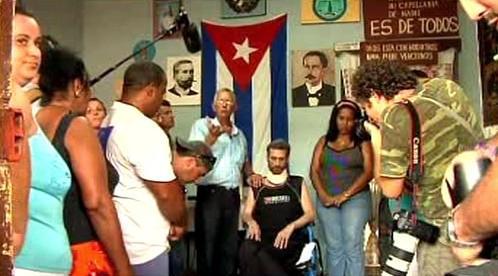 Propuštěný kubánský disident Ariel Sigler