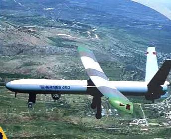 Průzkumný letoun Hermes-450