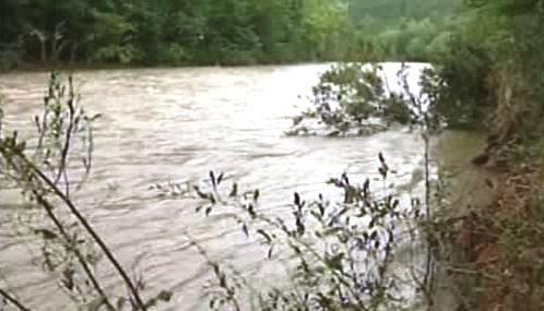 Záplavy v Arkansasu